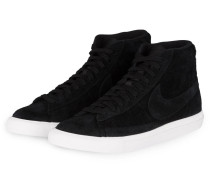 Hightop-Sneaker BLAZER MID - schwarz