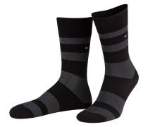 5er-Pack Socken - schwarz/ grau