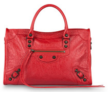 Schultertasche CLASSIC CITY - rot