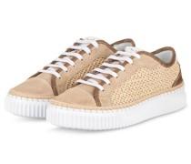 Plateau-Sneaker MAIORCA - BEIGE