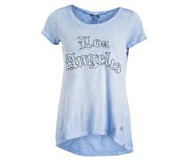 T-Shirt LOS DANGEROUS - blau