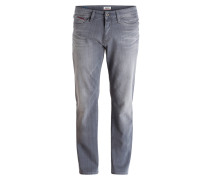 Jeans SCANTON Slim-Fit - grau