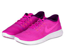 Laufschuhe FREE RUN - pink