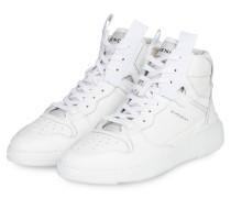 Hightop-Sneaker WING - WEISS