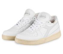 Sneaker BASKET ROW - WEISS/ HELLGRAU