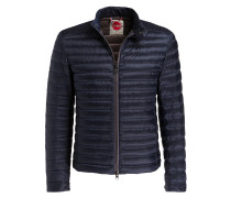 Lightweight-Daunenjacke PUNK - navy
