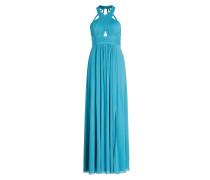 Abendkleid - blau