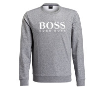 Lounge-Sweatshirt - grau