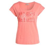 T-Shirt SANDINO - neon pink