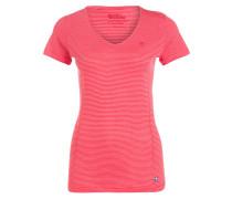 T-Shirt ABISKO COOL - koralle