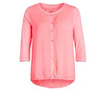 Blusenshirt BUTTON - pink