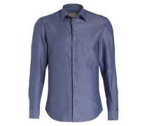 Hemd CAMICIA Regular-Fit - blau