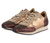 Sneaker TROPEZ - gold /  mauve