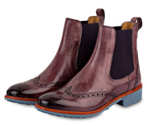 Chelsea-Boots AMELIE - lila