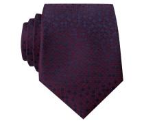 Krawatte - bordeaux