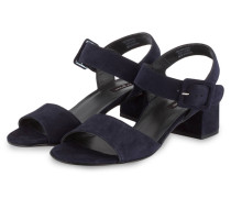 Sandalen - blau