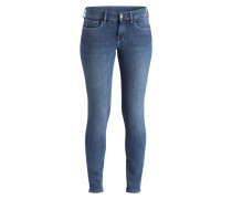 Jeans LOLA - medium used blue