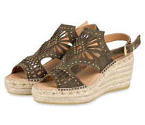Wedges - gelb