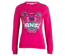 Sweatshirt TIGER - pink