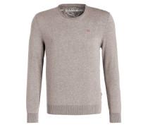 Pullover DAKSHIN - grau meliert