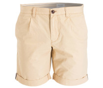 Chino-Shorts SILAS Loose-Fit - beige