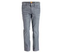 Jeans Orange63 Slim-Fit - grau