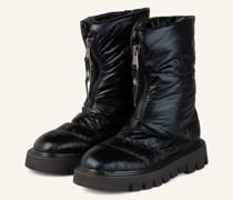 Plateau-Boots AKI TUBO - SCHWARZ