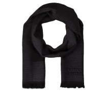Schal - grau/ schwarz