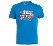 T-Shirt SELO - blau