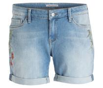 Jeans-Shorts PIXIE - hellblau