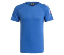 T-Shirt SEA WORLD - blau