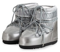 Moon Boots CLASSIC - SILBER