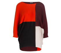Pullover BECCA R - rot/ schwarz