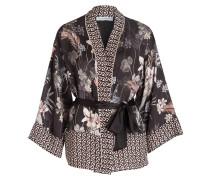 Kimono - schwarz