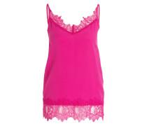 Seidentop - pink