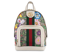 Rucksack OPHIDIA GG FLORA SMALL