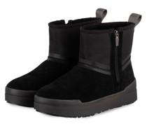 Boots CLASSIC TECH MINI - SCHWARZ