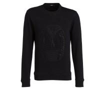 Pullover DUSTIN mit monochromem Stitching