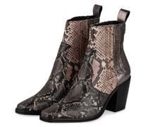 Cowboy Boots GENIVA - BRAUN