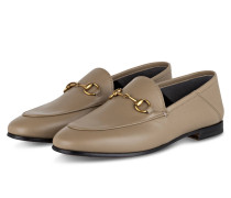 Loafer BRIXTON - MUD