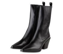 Cowboy Boots ARI - SCHWARZ