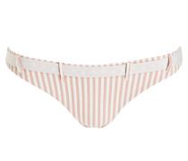 Bikini-Hose PIPPA - rosa/ weiss gestreift