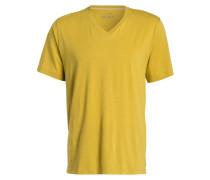 Loungeshirt - senfgelb