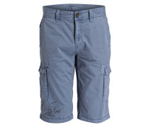Bermudas Regular-Fit - blau