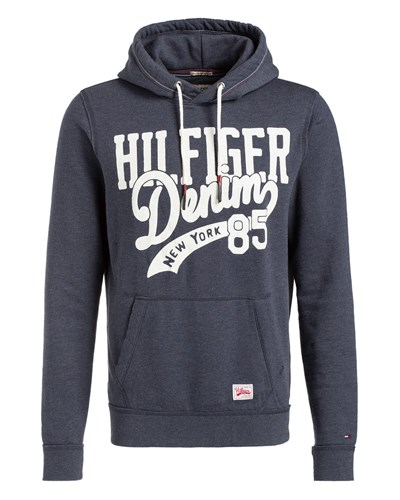 tommy hilfiger herren hilfiger denim hoodie 22 reduziert. Black Bedroom Furniture Sets. Home Design Ideas