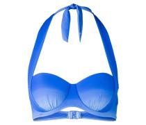 Neckholder-Bikini-Top MIAMI - blau