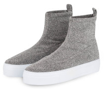 Hightop-Sneaker BIG SOCK - grau
