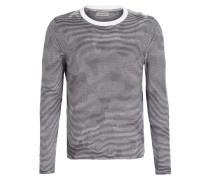 Pullover SAMOU - weiss/ schwarz