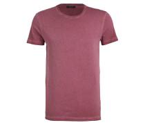 T-Shirt TRAFFORD - bordeaux