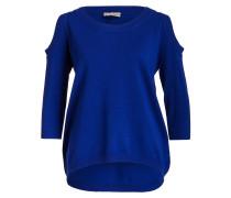 Pullover CARINE - blau
